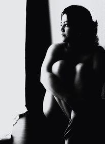 Fotografie, Portrait, Selbstportrait