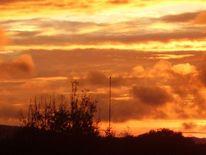 Sonne, Natur, Sonnenuntergang, Himmel
