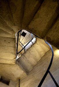 Fotografie, Treppe, Architektur