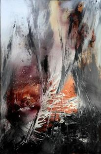 Bewegung, Modern, Abstrakt, Lebhafte textur