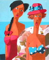 Kuba, Hut, Weiblichkeit, Diner