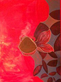 Acrylmalerei, Fisch, Malerei, Tiere