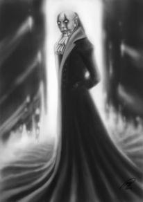 Böse, Charakter, Graf, Gothic