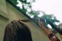 Film, Mädchen, Analog, Hände