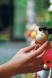 Hand, Spielzeug, Fotografie, Analoge fotografie