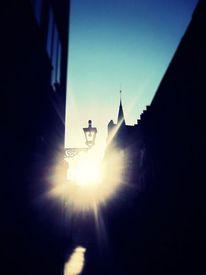 Licht, Sonne, Stadt, Fotografie