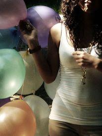 Luftballon, Fotografie