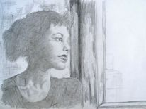 Wehmut, Fernweh, Traum, Zeichnungen