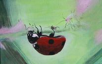Natur, Acrylmalerei, Ölmalerei, Tiere