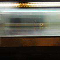 Geschwindigkeit, Realität, Weg, Durchsicht
