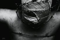 Frau, Darkart, Fotografie, Menschen