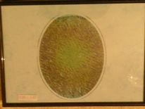 Kunst malerei, Spiegel