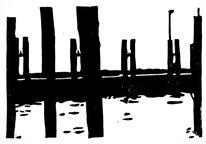 Linoldruck, Linolschnitt, Druckgrafik