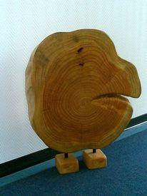 Massivholz, Dekoration, Baum, Plastik