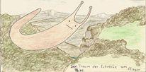 Zeichnungen, Reisetagebuch, Letzter, Traum