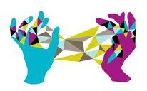 Tanz, Grafik, Modern, Handspiel