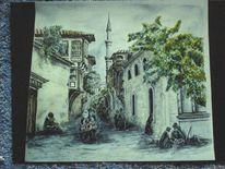 Istanbul altstadt, Zeichnungen, Istanbul