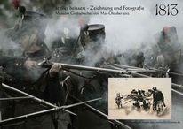Lützower, Soldat, Historie, Drache