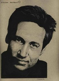 Schauspieler, Hollywood, Film, Mulder
