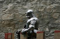 Mittelalter, Kirschfest, Rüstung, Reenactment
