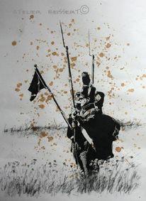 Soldat, Historie, Sachsen, Armee