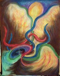 Phoehnix, Feuervogel, Spirituell, Paradies