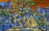 Montresor, Pastellmalerei, Frankreich, Malerei