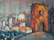 Farben, Wärme, Toskana, Süden