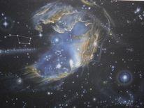 Acrylmalerei, Malerei, Universum