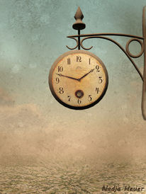 Uhr, Früh, Vergangenheit, Uhrzeit