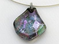 Glasschmuck, Glas, Kunsthandwerk, Galerie glaswerk