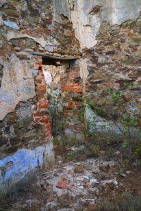 Kaputt, Spuren, Sardinien, Zeit