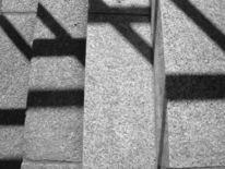 Licht, Juni, Schatten, Treppe