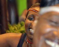 Frohsinn, Rwanda, Tanz, Afrika