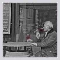 Wein, Duochrom, Zeit, Fotografie