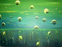 Malerei, Bubbles
