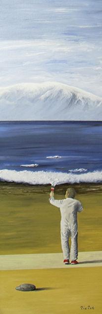 Tagträumen, Philosophie, Surreal, Malerei