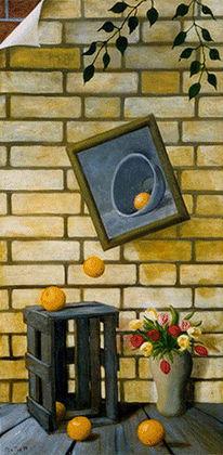 Ölmalerei, Surreal, Philosophie, Tagträumen