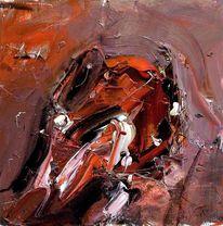 Informel, Acrylmalerei, Abstrakter expressionismus, Expressionismus