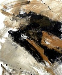 Informel, Acrylmalerei, Expressionismus, Abstrakt
