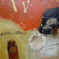 Expressionismus, Acrylmalerei, Informel, Abstrakter expressionismus