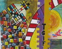 Geometrie, Tgif, Sam12, Kadinsky