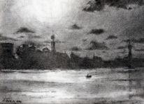 Bosporus aweis kohle, Zeichnungen