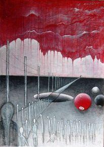Surreal, Malerei