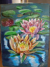 Wasserpflanzen, Natur, Pflanzen, See
