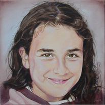 Porträtmalerei, Malerei, Portrait