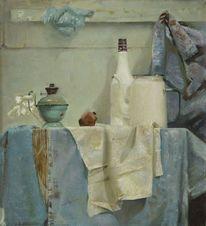 Realismus, Malerei, Ölmalerei, Realistische malerei