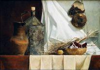 Realistische malerei, Stillleben, Realismus, Malerei