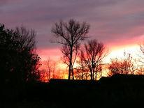 Herbstlandschaft, Fotografie, Sonnenaufgang, Herbst