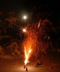 Fotografie, Feuerwerk
